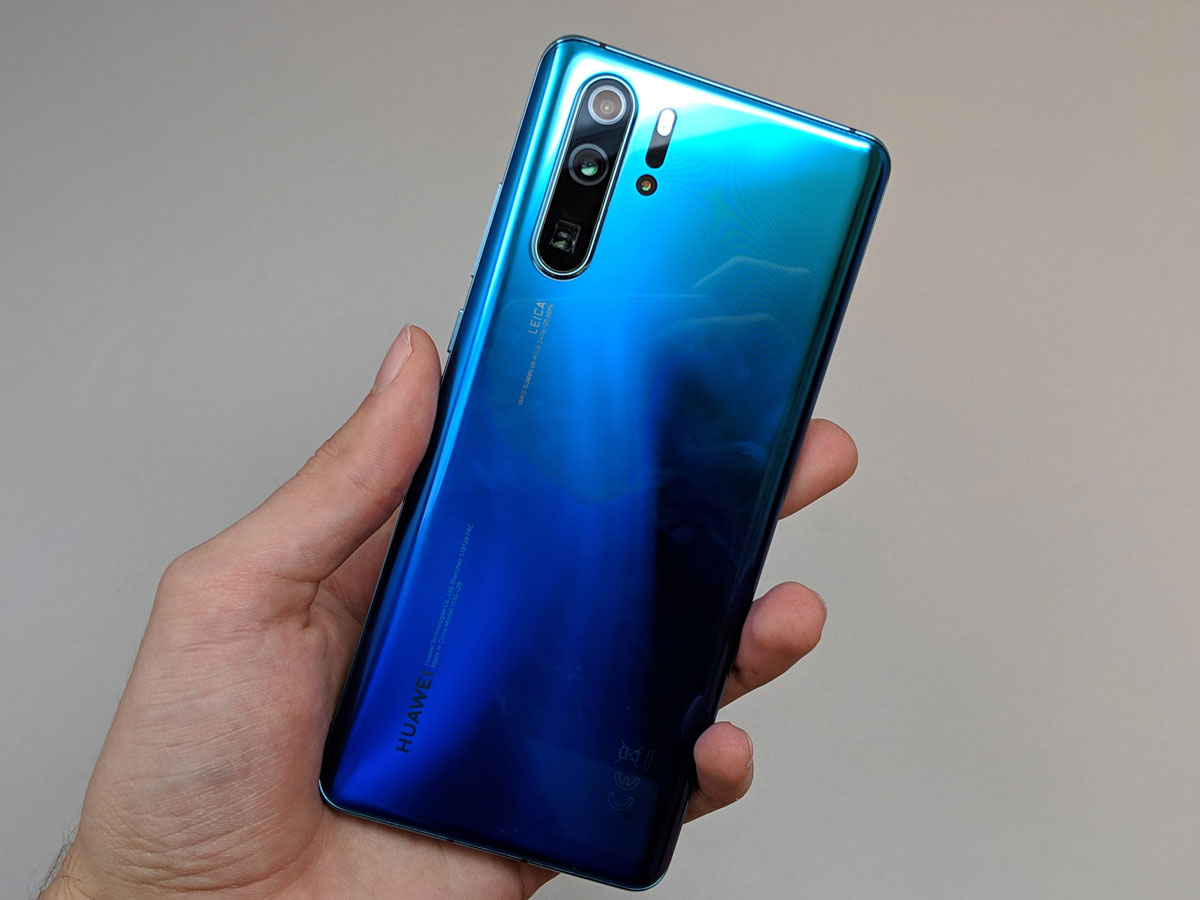 Huawei lanza un P30 Pro New Edition con apps de Google y un nuevo color