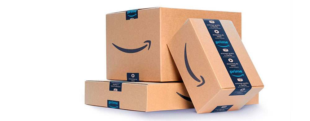 Amazon intercambia en la aplicación