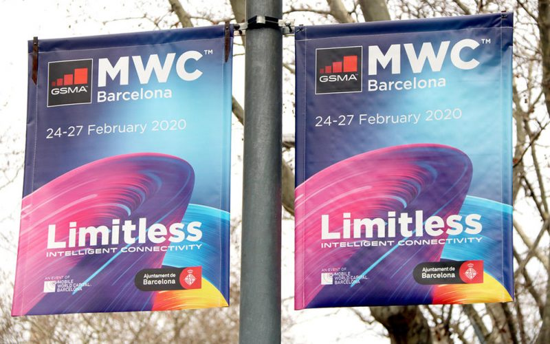 El Mobile World Congress 2020, cancelado por el coronavirus