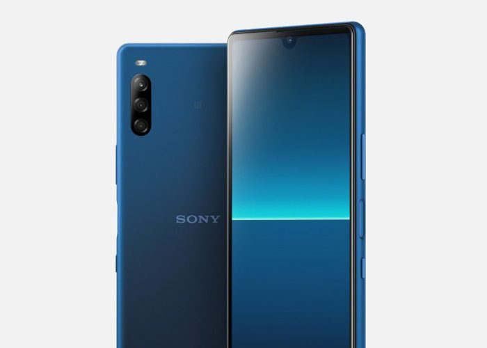 Xperia L4: notch y triple cámara para la nueva gama media de Sony
