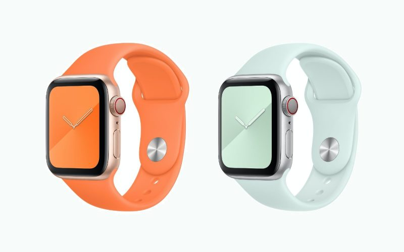 correas deportivas Apple Watch